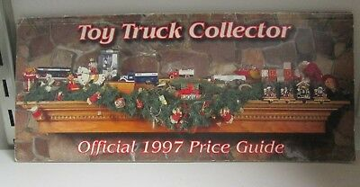 Toy Truck Collectors Official 1997 Price Guide Hess Sunoco Shell BP etc