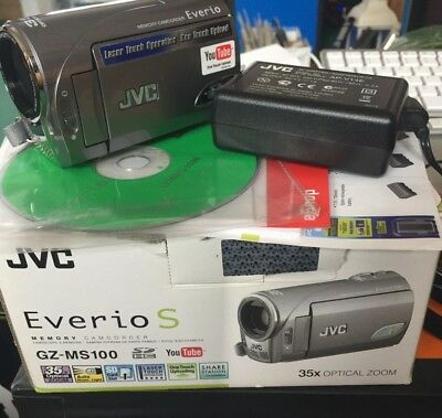 JVC EVERIO GZ-MS100 TREIBER WINDOWS 8