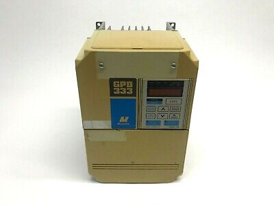 MagneTek GPD 333 Variable Frequency Drive Model DS043 2HP Controller