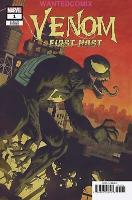 Venom First Host #1 (Of 5) Rivera Variant Cover Donny Cates Sold Out Marvel