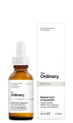 The Ordinary Retinol Serum 0.5% in Squalane 30ml/1oz