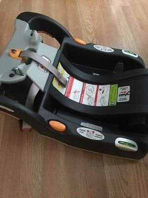 Chicco KeyFit 30 Infant Car Seat Base Only OCT 2022 USED