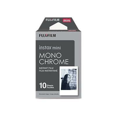 Fujifilm Instax Mini Monochrome Film - Single Pack (10 Exposures)
