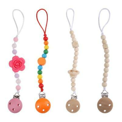 Baby Pacifier Chain and Clip