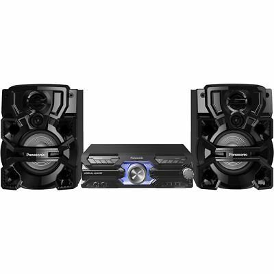 Panasonic SC-AKX710E-K High Power Mini Hi-Fi System Black