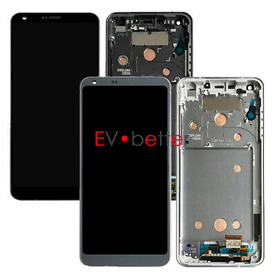 LCD Screen Touch Digitizer Replacement Fr LG G6 H870 H871 H872 LS993 VS998 US997