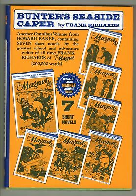 The Magnet Annual - Bunter's Seaside Caper - 1975 - No 34 - AS NEW!!