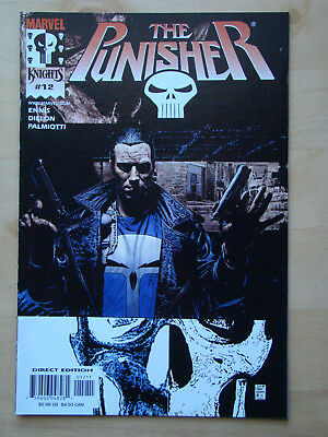 Punisher (2000) #12 Of 12 (Nm) Ennis & Dillon, Welcome Back Frank