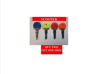 Days Strider  ST1 ST2 ST3 Key Mobility Scooter Spare Key 7301 BUY 2 GET 1 FREE!!