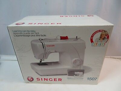 SINGER 40 EASYTOUSE Essential FreeArm Sewing Machine With Gorgeous Singer 1507 Sewing Machine