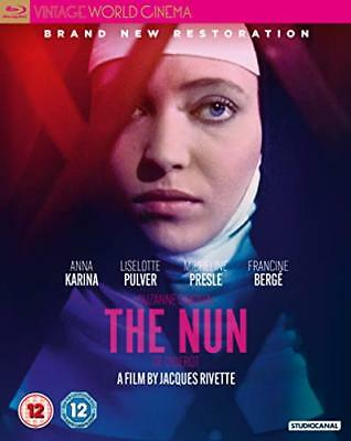 The Nun [Blu-ray] [2018] [DVD][Region 2]