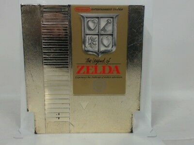 LEGEND OF ZELDA NES Nintendo Good