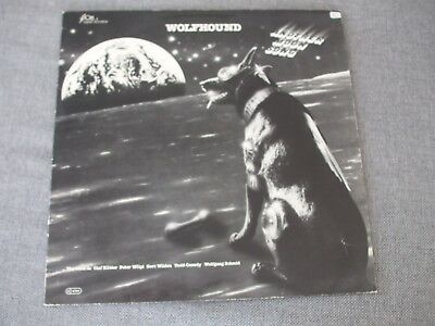 Wolfgang Schmid/Wolfhound: LP Another Moon Song