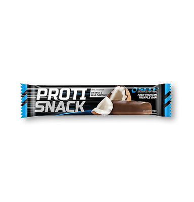 Self Omninutrition PROTI SNACK PROTEIN BAR 24pz/box gusto: Milk & Cookie