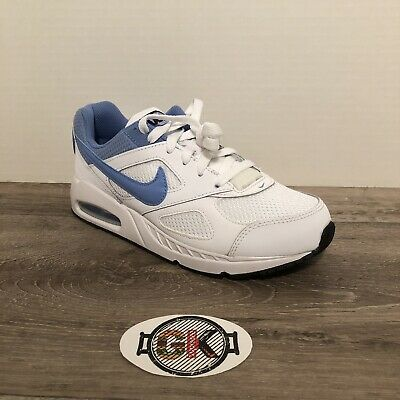 buy online 98245 5b84e New Nike Air Max Ivo (Gs) Girls Shoes 579998 142 White   Blue Sneakers
