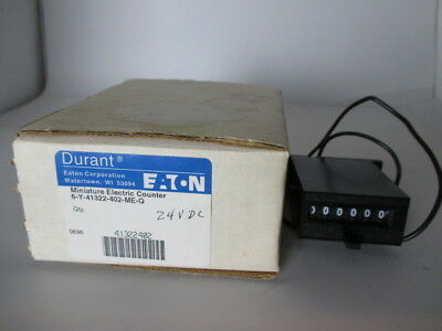 Durant 6-Y-41322-406-MEQU Counter new