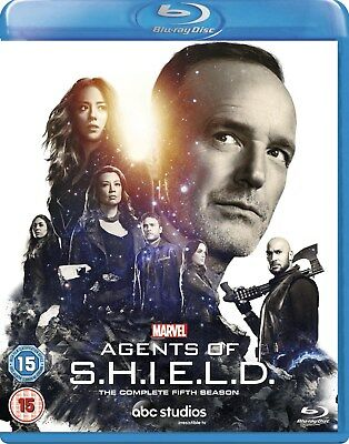 Marvel's Agents of S.H.I.E.L.D.: The Complete Fifth Season (Box Set) [Blu-ray]