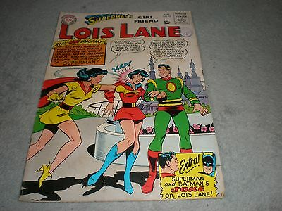 Lois Lane #59 Silver Age DC Comics May, August, 1965