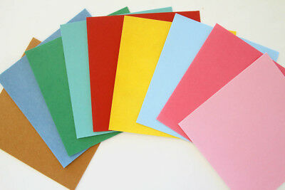 Coloured cardstock 6x4 Paper Scrapbooking Card Making