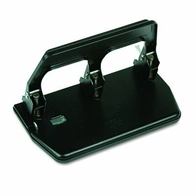 New Martin Yale Master MP50 Heavy Duty 3-Hole Paper Punch with Comfort Handle