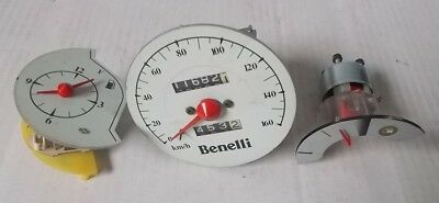 Benelli Velvet 125 2000 Rev Counter Fuel Gauge Clocks