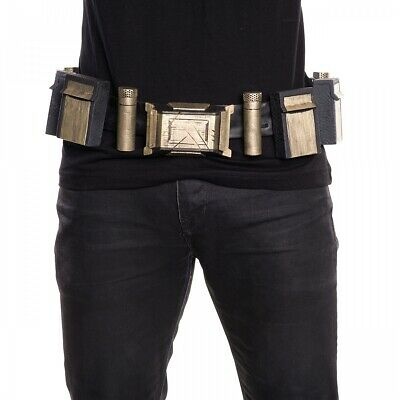 Batman Utility Belt Adult Batman v Superman Costume Halloween Fancy Dress