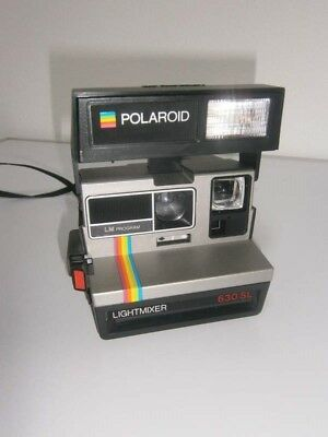 Polaroid Lightmixer 630 SL - Sofortbildkamera
