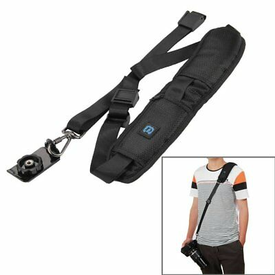 PULUZ Durable Soft Camera Strap Adjustable Belt With Metal Buckle PU6001 SYES