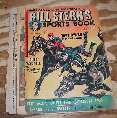 Bill Stern's Sports Book #2 fair 1.5