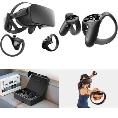 007ae2b47876 Virtual Reality System Oculus Rift Touch VR Headset Console Electronics  Gadgets