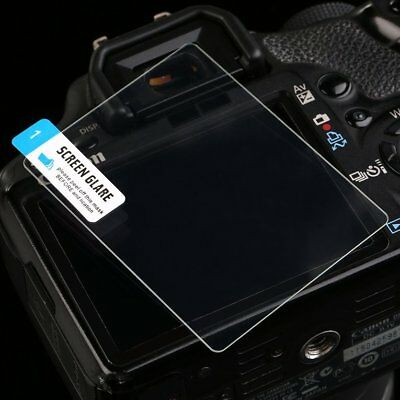 Tempered Glass Camera LCD Screen Protector Cover for Nikon D7200 New XJBES