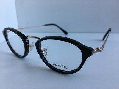 ea7de035013 NEW TOM FORD TF 5321 001 47mm Black Women s Eyeglasses Frame Italy ...