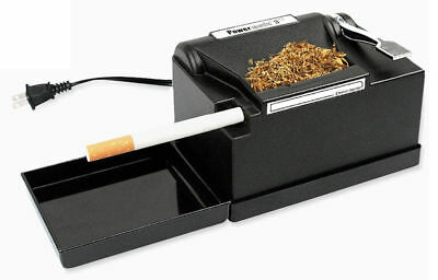 NEW!!  Electric Cigarette Injector Machine Rolling Maker Tobacco Powermatic 2