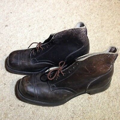 Rossi Army Boots 1958