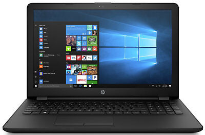 "HP Notebook 15"" Full-HD Intel i5-7200 3.1 Ghz 8 GB Ram 256 GB SSD Windows 10 Pro"