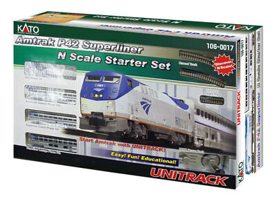 Kato 106-0017 UP Intermodal Starter Set
