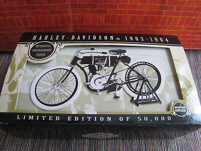 Xonex Harley Davidson1903 Serial Number One Limited Edition, 1:24, OVP