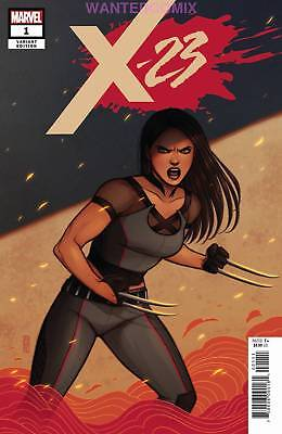 X-23 #1 Bartel Variant Cover 1:25 July 2018 Laura Kinney Marvel Comic Book