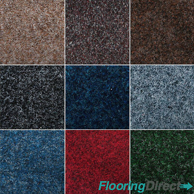 Quality Prima Vera Carpet Tiles 4m2 Box - Commercial Office Heavy Duty Flooring