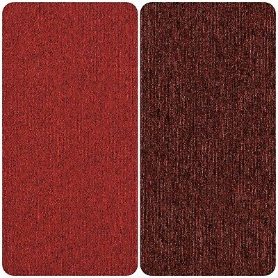 Premium Red Carpet Tiles 5m2 Box - Domestic Commercial Office Heavy Use Flooring