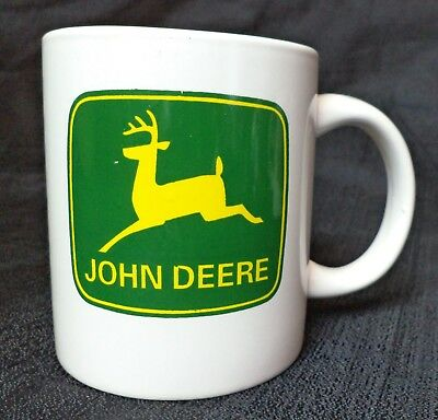 John Deere Licensed Double Sided Coffee Mug,advertising Agriculture & Farming