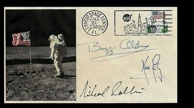 Moon Landing Apollo 11 collector envelope w original period stamp *OP1190