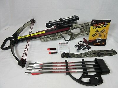 CamX X330 Crossbow Package 330 fps hunting | Many colors