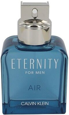 ETERNITY AIR by Calvin Klein cologne for men EDT 3.3 / 3.4 oz New Tester