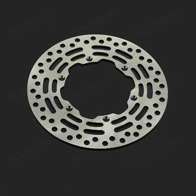 Front Brake Disc Rotor Steel For Suzuki RM125CC RMX250 DRZ250 DRZ400S/E BS