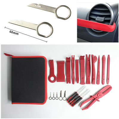 1 Sets Handheld Tool For Remove Car Audio System, Dashboard, Door Handle, Vent