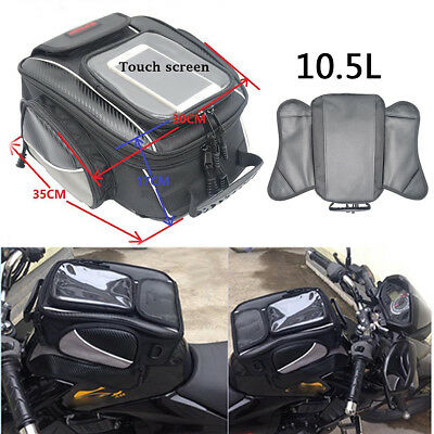 Waterproof Magnetic Motorcycle Oil Fuel Tank Travel Bag For Honda Yamaha Harley