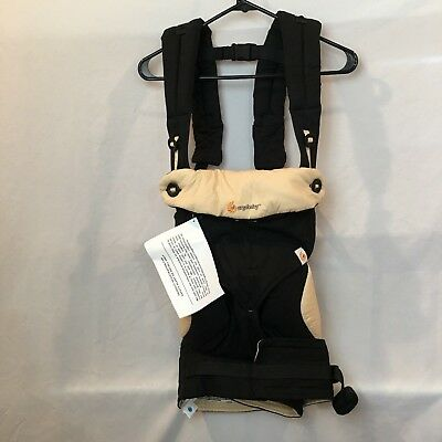 Ergobaby 360 Baby Carrier - 4 Position - Black/Camel