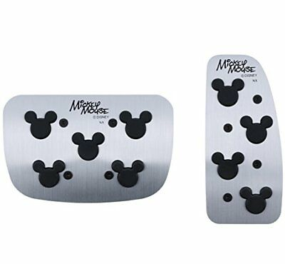 Naporekkusu NAPOLEX pedal Disney car goods AT pedal set Mickey WD-164