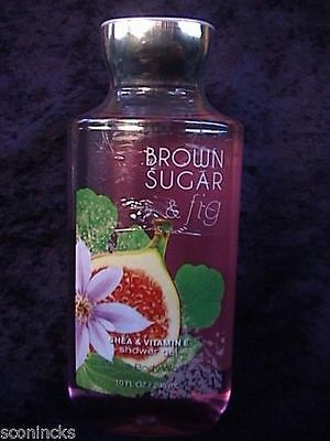 Bath & Body Works Douchegel Brown Sugar and Fig Shower Gel 295 ml
